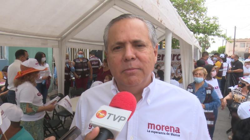 Vamos a cerrar fuerte para lograr la victoria: Gerardo Vargas