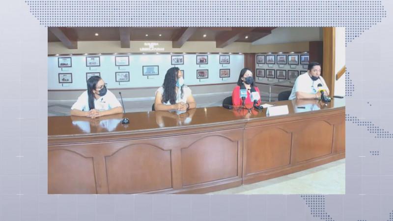 Comisión de juventud y deporte en el congreso impulsa 1ra liga de béisbol femenil en Sinaloa