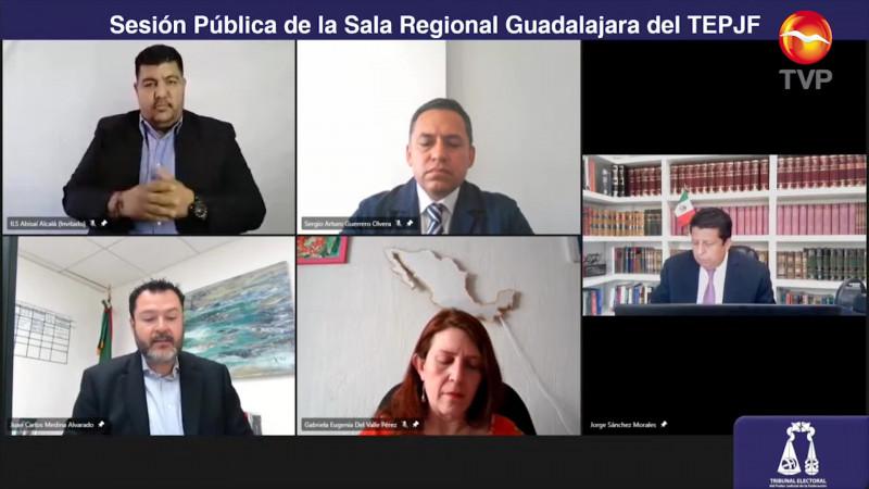 Quedan sin efecto candidaturas comunes MORENA- PAS en Culiacán y Mazatlán