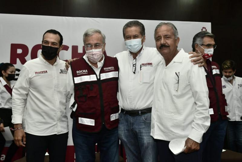 Llama Estrada Ferreiro a la unidad y a trabajar por Morena