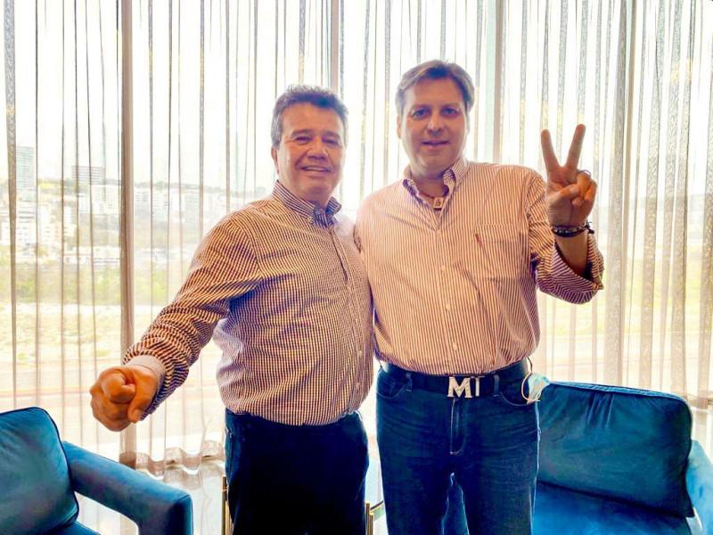 Jesus Vizcarra siempre apoya todo lo que es bueno para Sinaloa: Mario Zamora