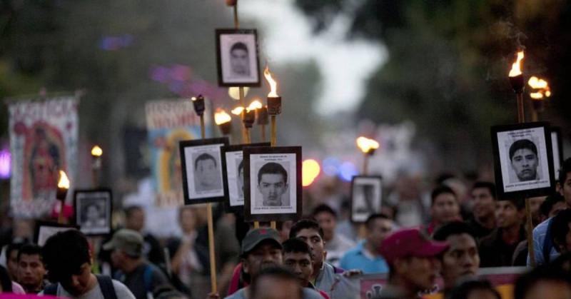 EEUU entregó expediente que podría ayudar a resolver el caso de Ayotzinapa