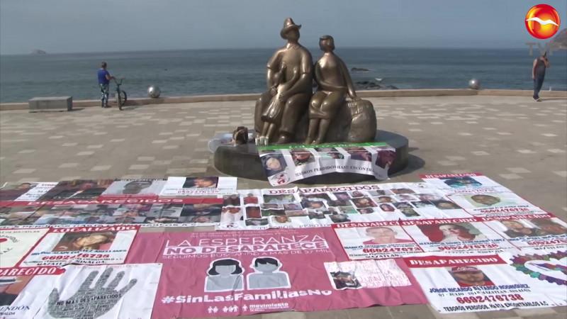 Enciende Mazatlán focos rojos por desaparición forzada de mujeres