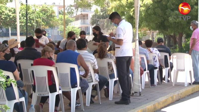 Inicia en Mazatlán vacunación 50 a 59 años