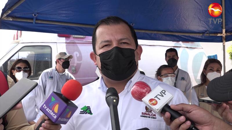 Hay suficientes vacunas contra COVID en Sinaloa