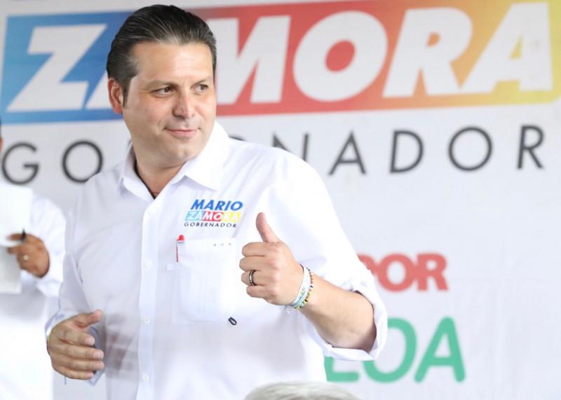 Formidable el futuro de Sinaloa con Mario Zamora: Vicente Fox