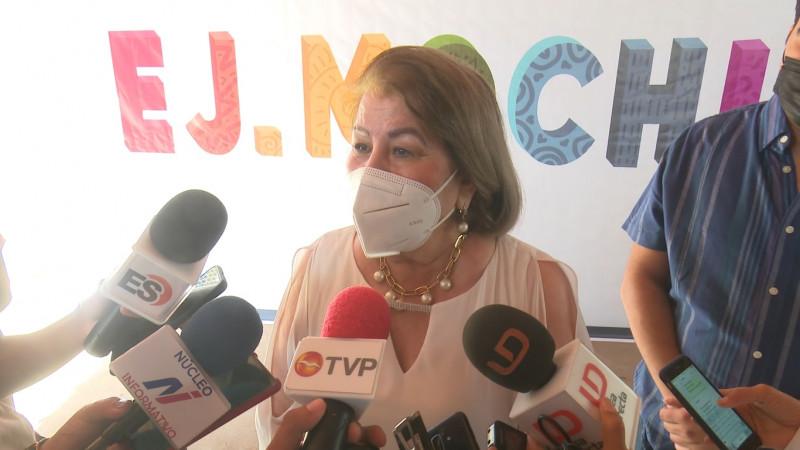 """""""Preocupa que Ahome pase a semáforo rojo covid"""": María del Socorro"""