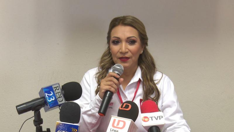No declino a la alcaldía de Ahome; sigo firme con RSP, Mayra Sainz