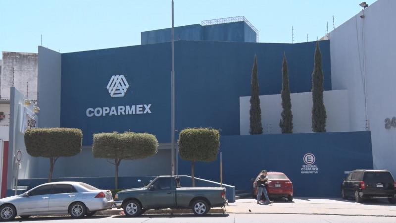 A la espera de que Rocha Moya firme los 10 compromisos con la COPARMEX