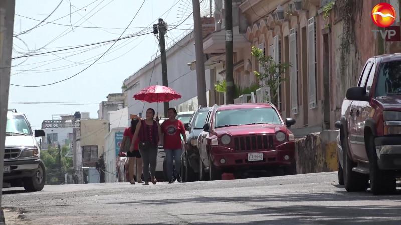 Llega calor para 'hospedarse' por un largo periodo en Sinaloa