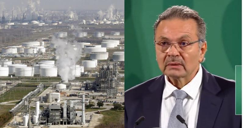"""Pemex justifica la compra de refinería en Houston para lograr la """"autosuficiencia energética"""""""