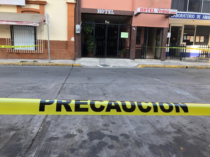 Localizan muerto a velador de un hotel del Centro de Escuinapa