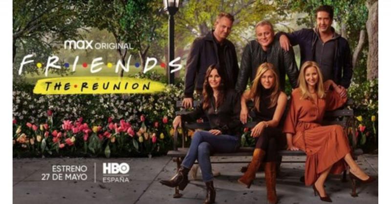 """Mañana se estrena """"Friends, The Reunion"""": un viaje al pasado entre lágrimas y abrazos"""