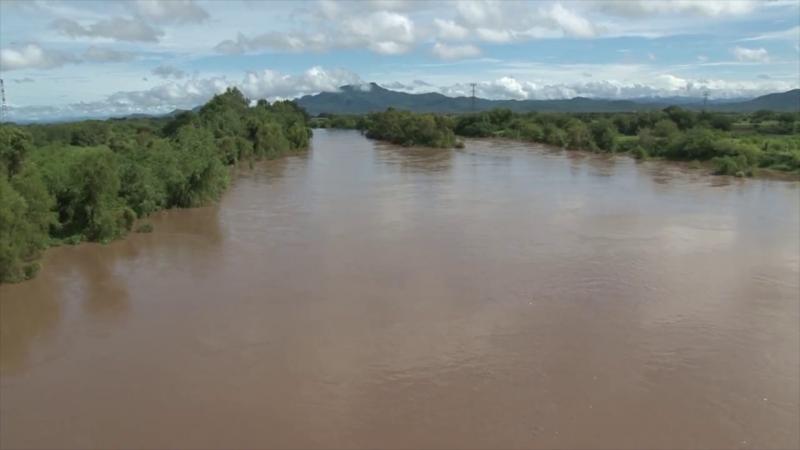 70 % de los ríos del país están contaminados