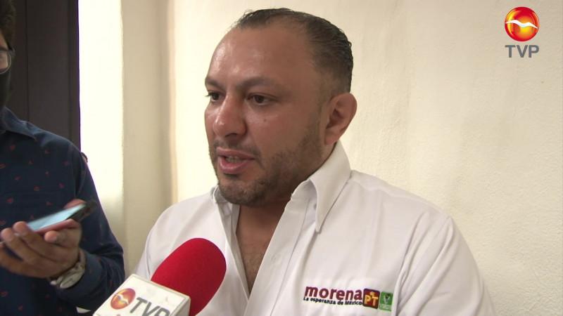 Se reúne Leobardo Alcántara con la IP de Mazatlán