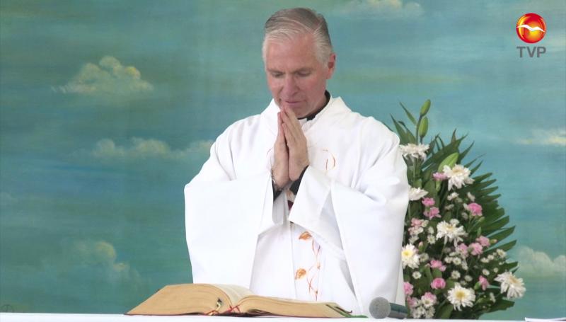 Difunde el mensaje de la Virgen de Fátima en Mazatlán