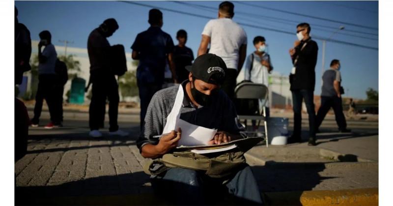 El desempleo en México sube a 4.7 % interanual en abril