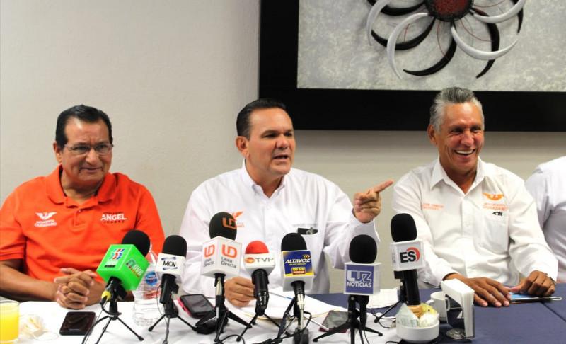 Haré un gobierno plural, incluyente y aliado de la gente: Sergio Torres
