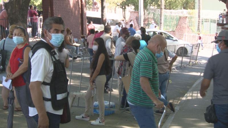 Hoy ultimo día para aplicarse la vacuna contra el covid en Culiacán