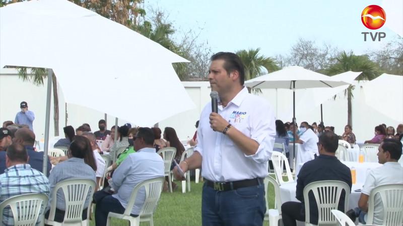 Llama Zamora Gastélum al blindaje electoral