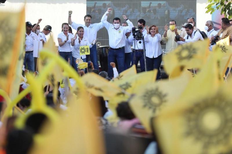 Concordia está listo para elegir a Mario Zamora como gobernador