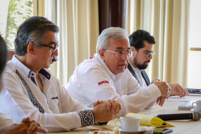 Consejo Estatal de Seguridad Pública se fortalecerá y contará con recursos: Rocha