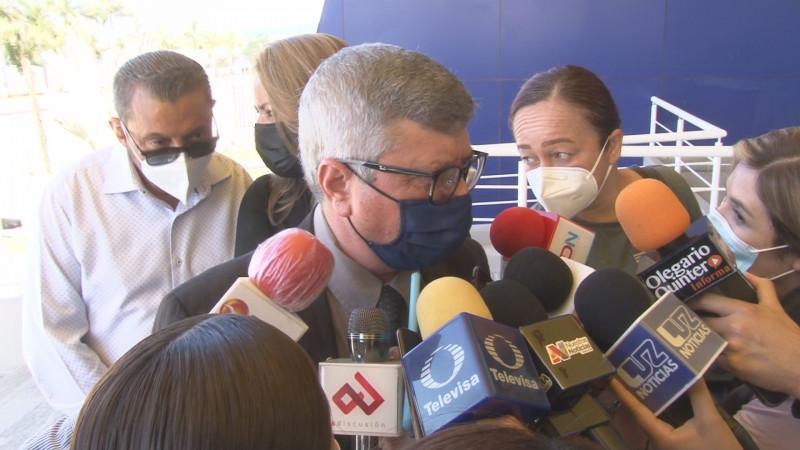 Se pudiera dar un regreso a clases en Sinaloa con docentes vacunados