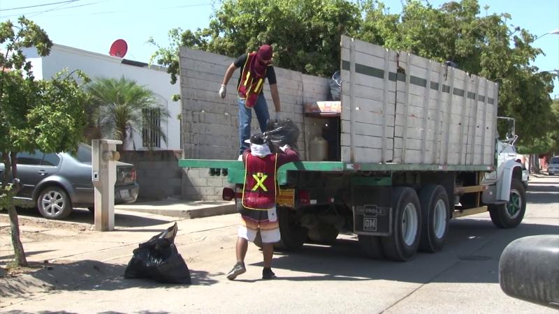 Desalojan a invasores del fraccionamiento San Fernando