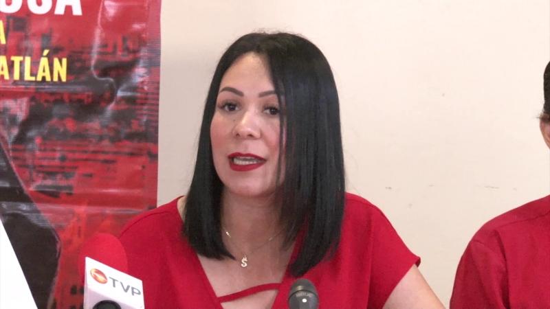 Soy mujer de palabra, vamos solos en Mazatlán: Diana Sosa