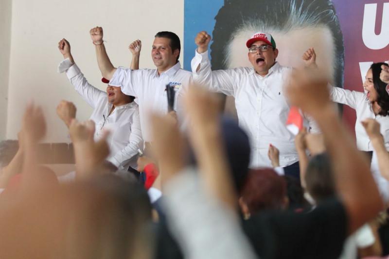 En Mocorito soplan aires de victoria para Mario Zamora