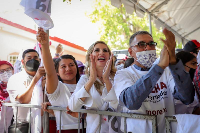 Pondremos a Badiraguato en el mapa de la dignidad: Rocha Moya