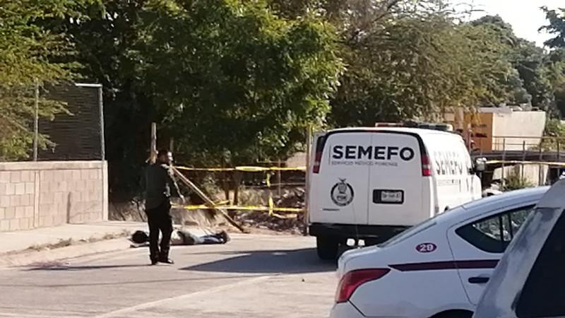 Localizan asesinado a un hombre en la Lázaro Cárdenas