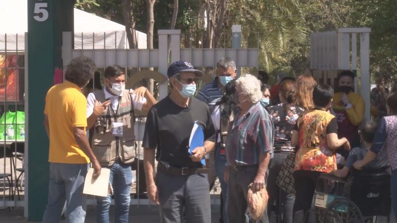 A partir de este  1 de junio se aplicará la segunda dosis a adultos mayores de 60 años en Culiacán