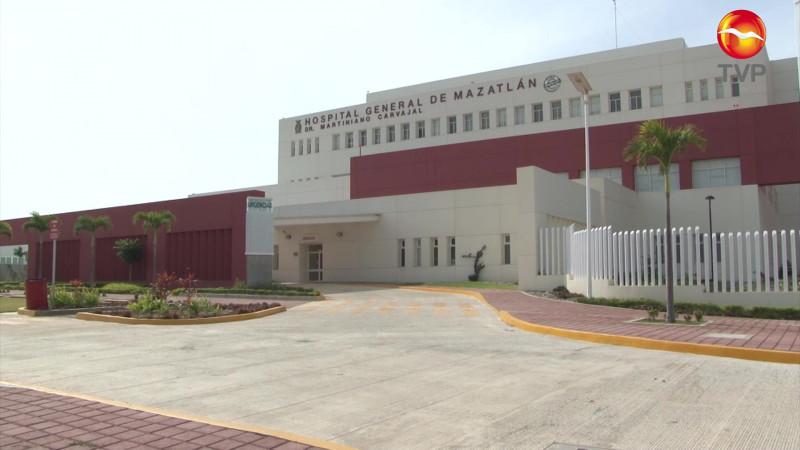 Cerca de tener albergue, el nuevo Hospital General de Mazatlán