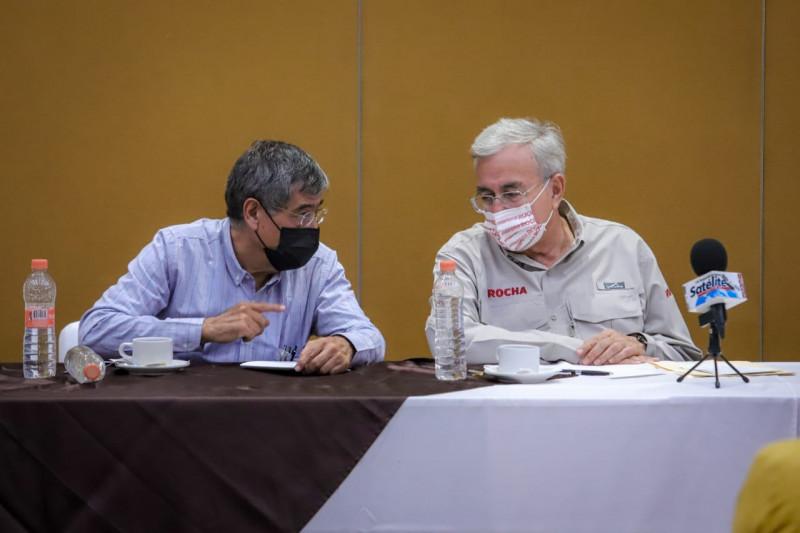Derechos humanos de familiares de desaparecidos y desplazados serán mi prioridad: Rocha