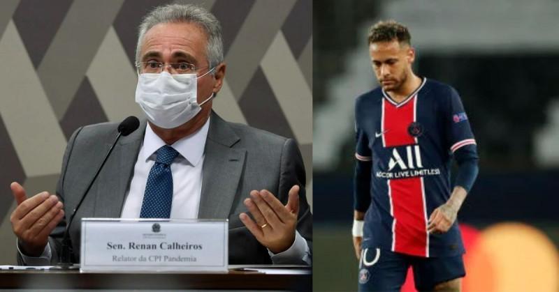 Senador pide a Neymar y jugadores de su selección que no se realice la Copa América