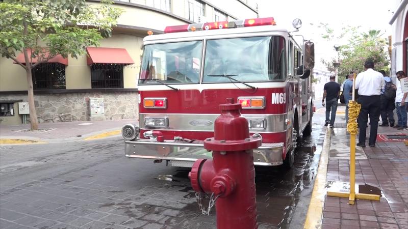 Inician censo y revisión de hidrantes en la ciudad