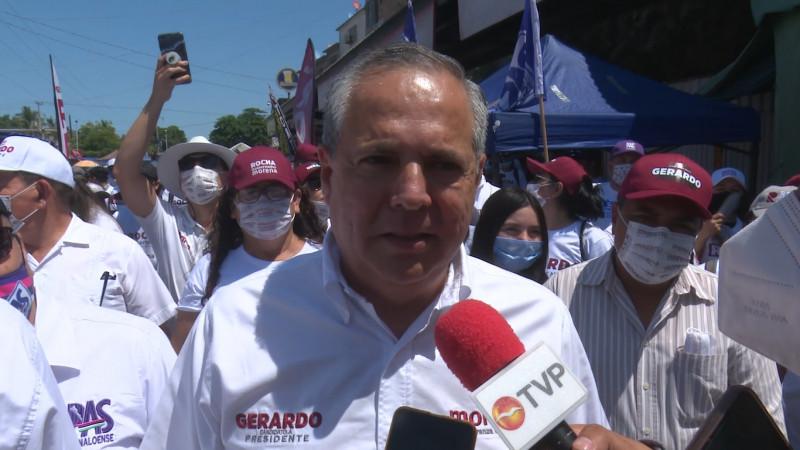 Industrializaremos el Puerto de Topolobampo con inversiones extranjeras: Gerardo Vargas