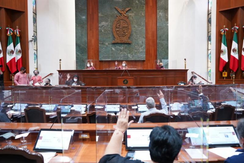 Acuerda Congreso citar a comparecer a dos secretarios del gobierno estatal