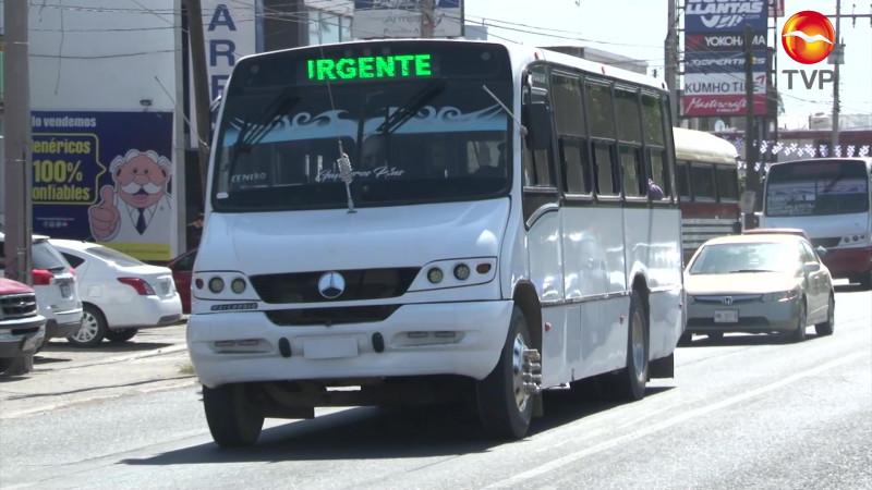 Extrañan camiones a estudiantes en Mazatlán
