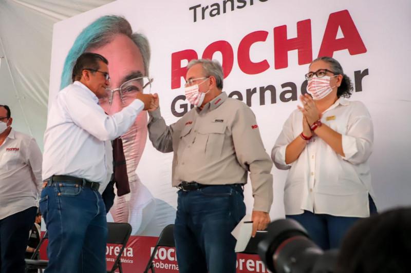 El PRI se va, se va y se fue de Sinaloa: Rocha