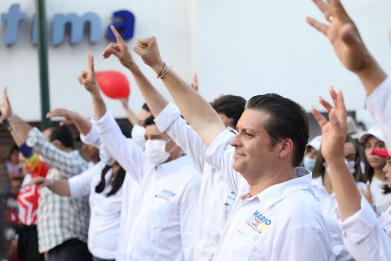 Mario Zamora invita a celebrar lo que será una nueva era para Sinaloa