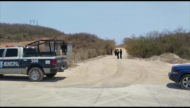Encuentran cuerpo sin vida al norte de Mazatlán