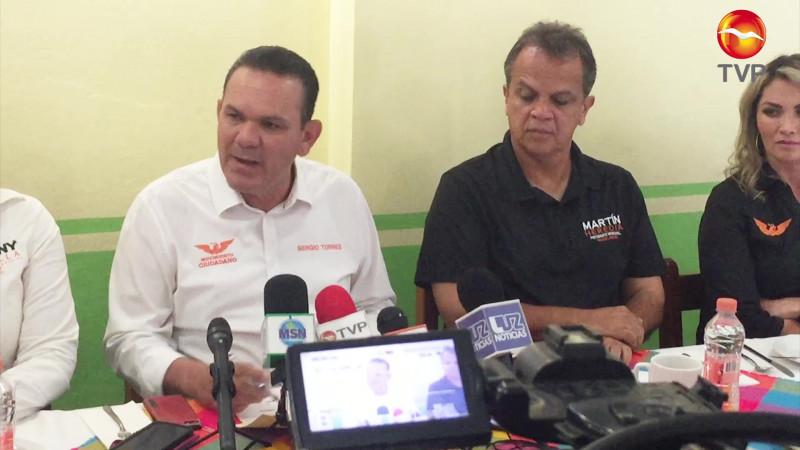 Exhorta a garantizar elecciones de respeto a decisión ciudadana en Sinaloa