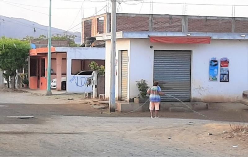 En sequía, se desperdicia el agua en Mazatlán