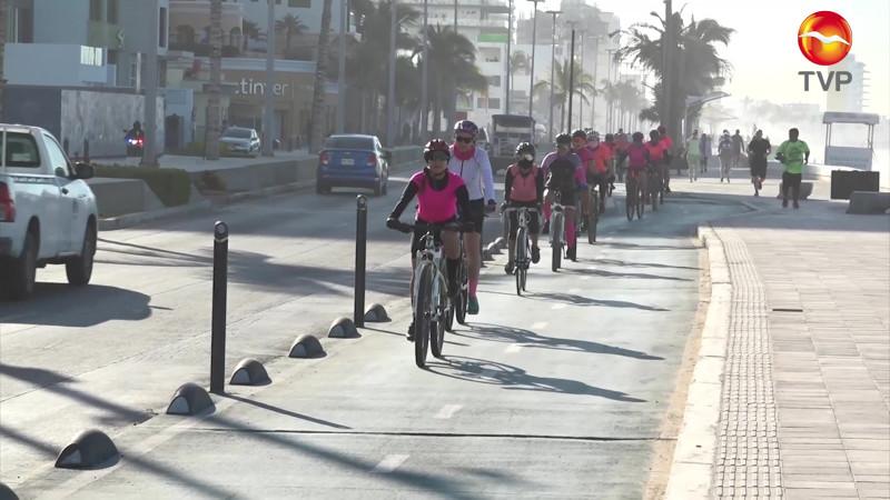 Se conmemora el Día Mundial de la Bicicleta
