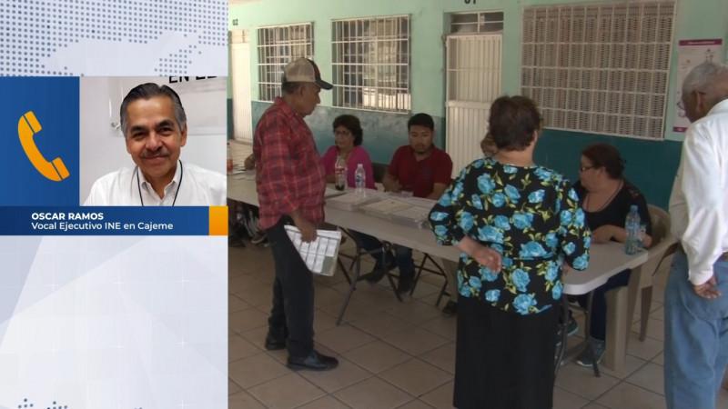 Ciudadanos de otros estados también podrán votar en Cajeme