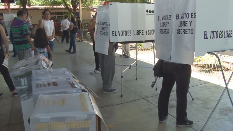 Este 6 de junio invitan a los ciudadanos a ejercer el voto