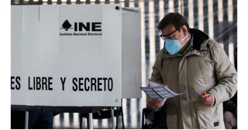 Hoy en 163 mil casillas de todo México se elegirán 20 mil 500 cargos de elección popular