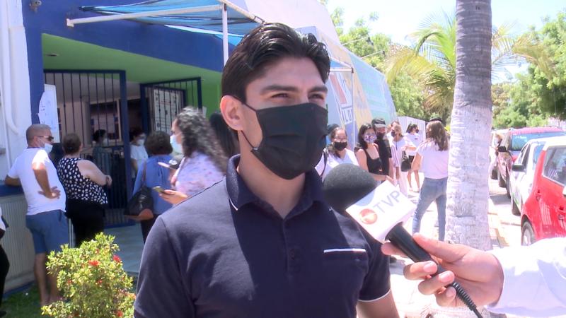 El ex-campeón mundial Pedro Guevara invita a votar a los deportistas